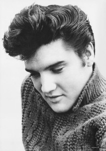 The Pompadour is a retro men's haircut making a great comeback right now.