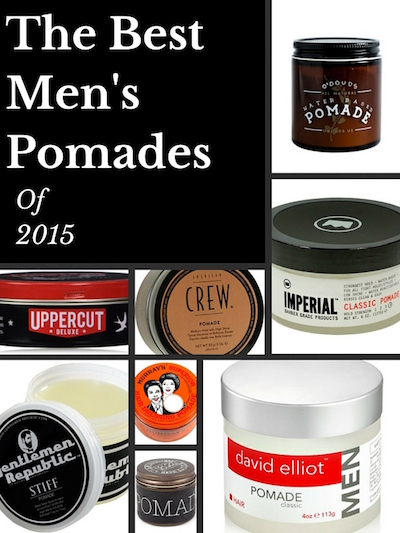 The Best Men's Pomade